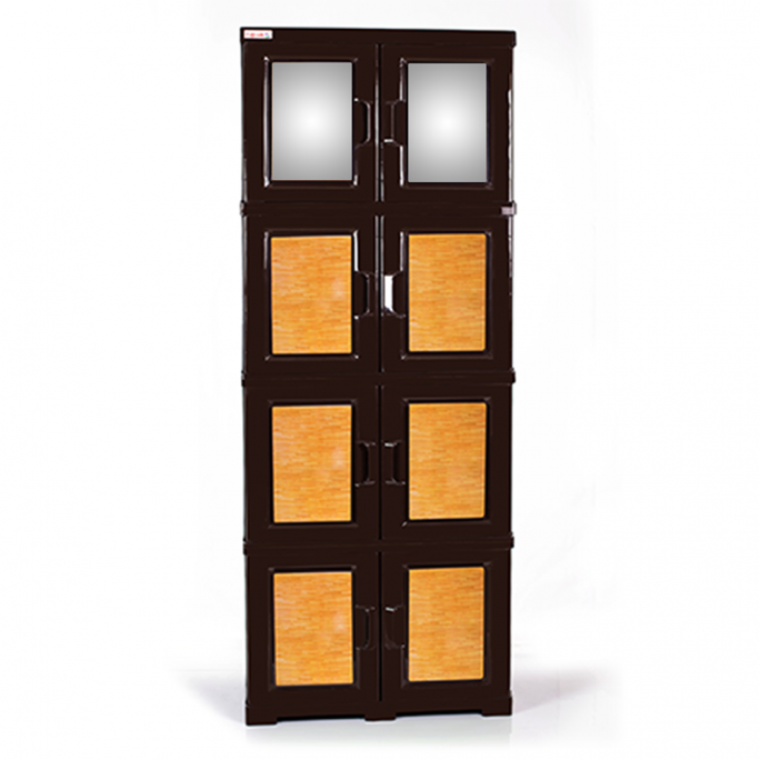 PRINTED CABINET WITH MIRRORS